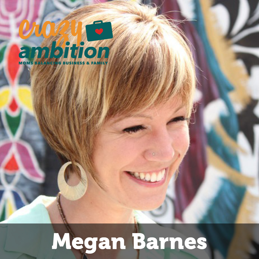 Mompreneur Megan Barnes of The Mogul Mom