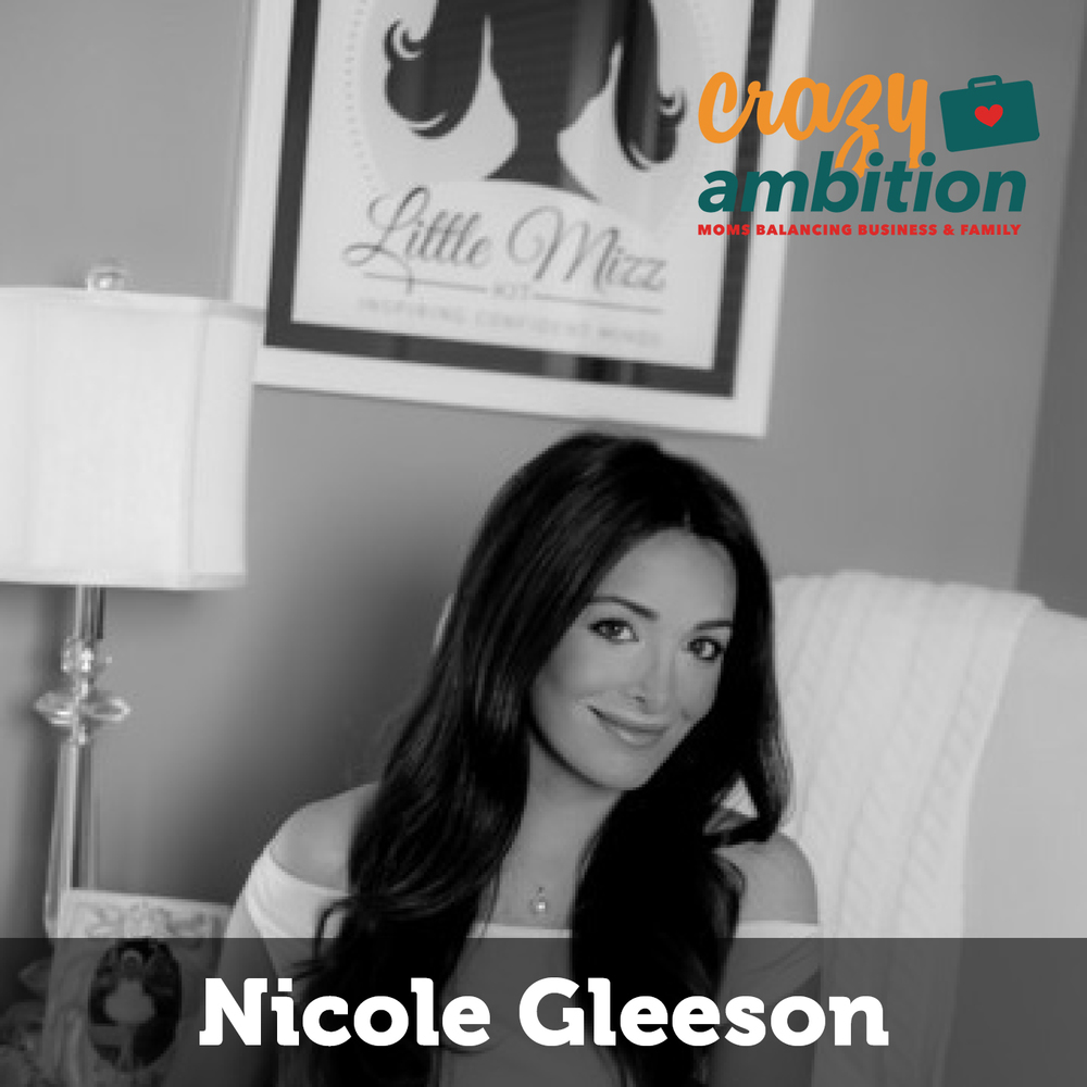 mompreneur Nicole Gleeson