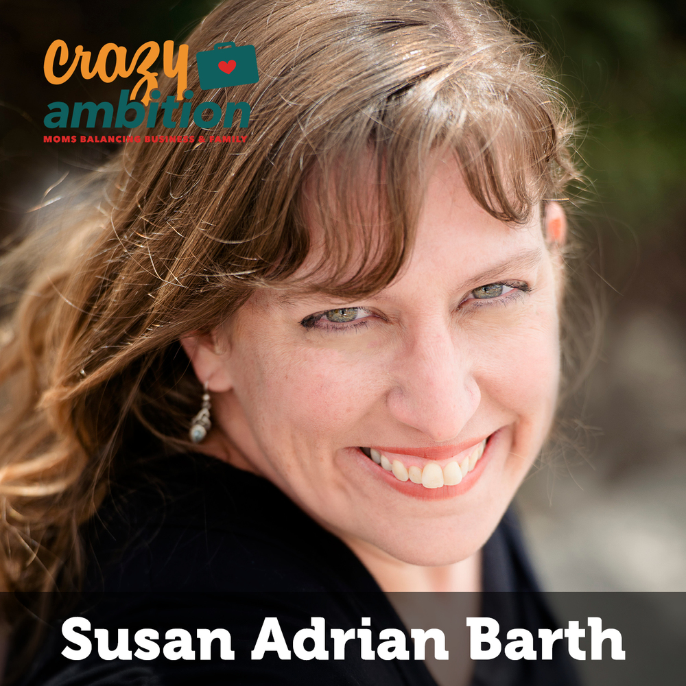 Author Susan Adrian Barth