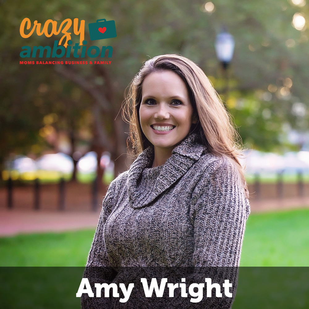 mompreneur amy wright