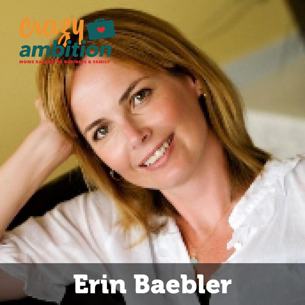 mompreneur Erin Baebler