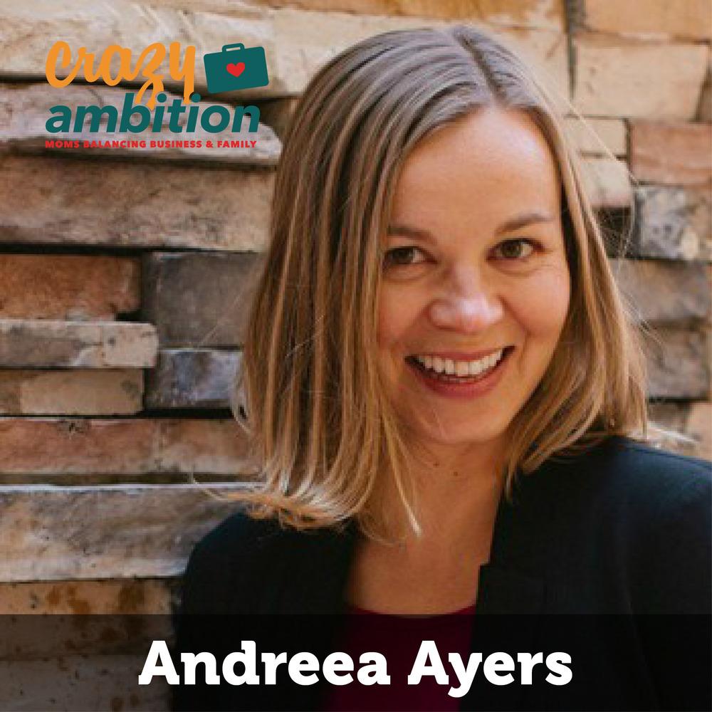 mompreneur Andreea Ayers
