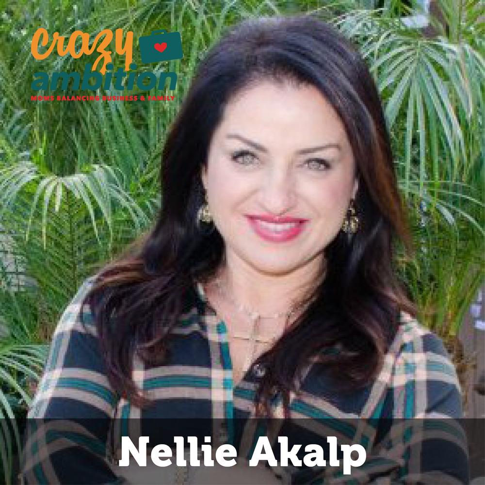 mompreneur Nellie Akalp