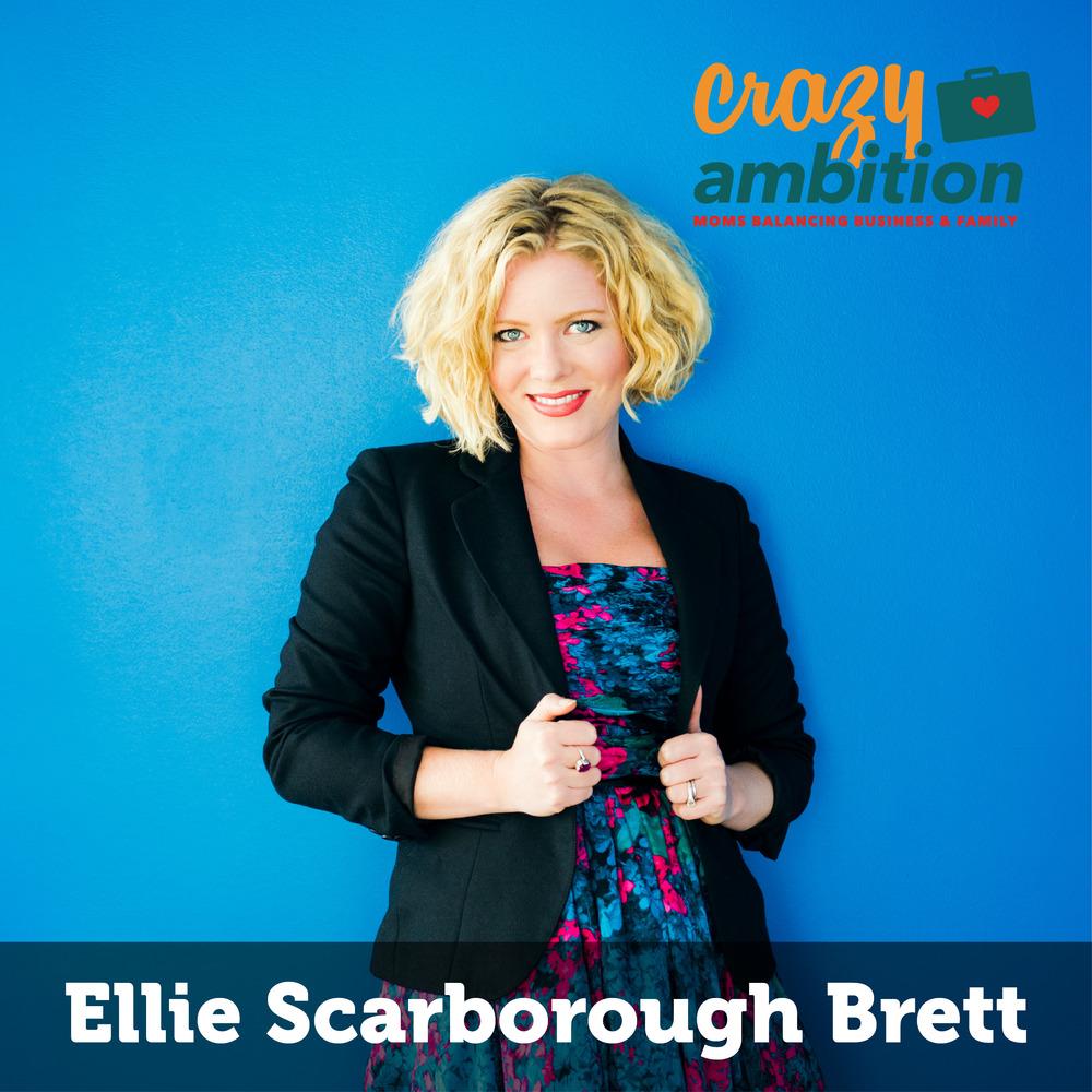 Mompreneur Ellie Scarborough Brett