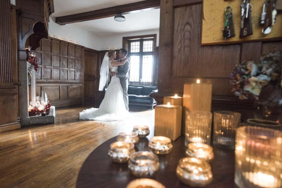 Copy of Candle lit wedding