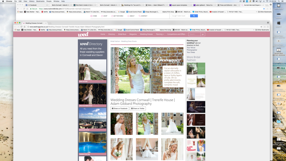 A Blush of Romance Wed Magazine