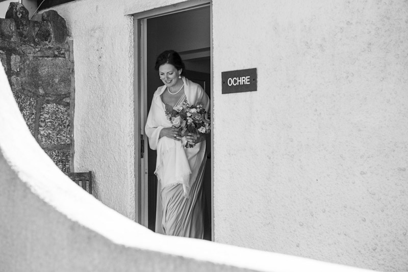 Boho Cornwall bride leaves apartment.jpg