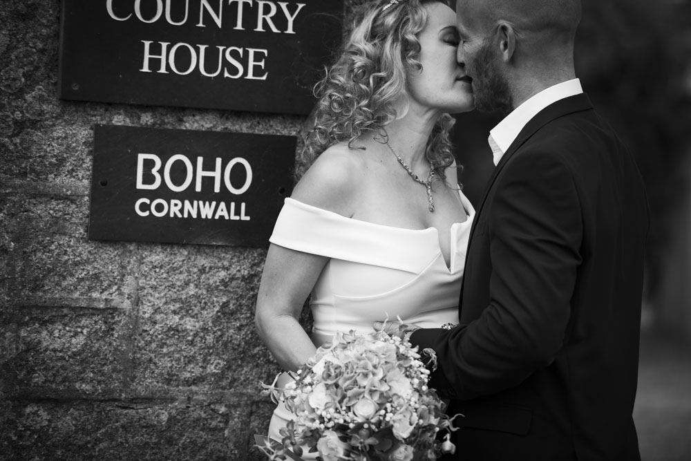 kissing by the gate at boho cornwall.jpg