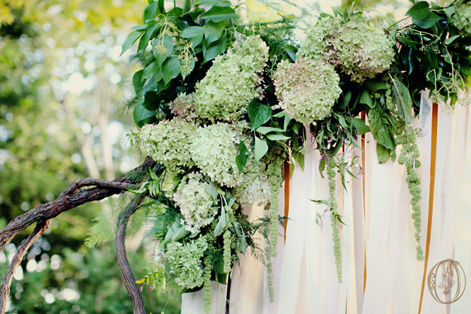 Hydrangea-Wisteria-Trellis-Oleander-NJ-Wedding-Floral-Design