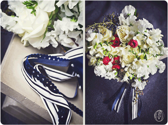 Holly-Hedge-Estate-White-Ivory-Navy-Blue-Red-Striped-Concrete-Freesia-Rananculus-Sweet-Pea-Privet-Bouquet-Oleander-New-Jersey-Bucks-County-Wedding-Florist-Floral-Design