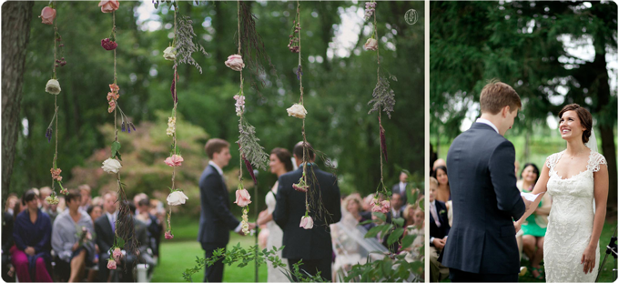 Vintage-NJ-Organic-Rustic-Farm-Barn-Wedding-Hanging-Suspended-Floral-Curtain-Tree-Ceremony-Backdrop-Grey-Blush-Herb-Lavender-Bouquet-BHLDN-Unionville-Vineyards-Ringoes-NJ-Jennifer-Sosa-Oleander-Bucks-County-PA-NJ-Wedding-Florist-Event-Floral-Design