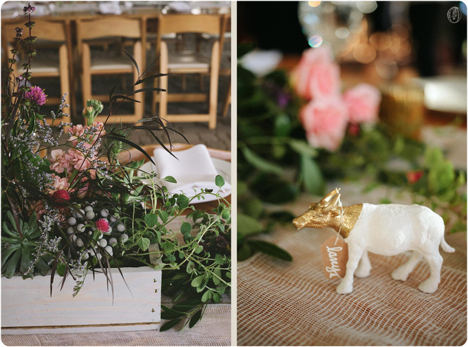 Vintage-NJ-Rustic-Farm-Barn-Wedding-Hilltop-Reception-Gold-Succulent-Herb-Dahlia-Branch-Loose-Organic-Table-Runner-Garland-Centerpiece-BHLDN-Unionville-Vineyards-Ringoes-NJ-Jennifer-Sosa-Oleander-Bucks-County-PA-NJ-Wedding-Florist-Event-Floral-Design