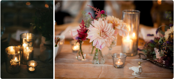 Vintage-NJ-Rustic-Farm-Barn-Wedding-Wood-Farm-Table-Silver-Gold-Succulent-Herb-Dahlia-Loose-Organic-Table-Runner-Garland-Centerpiece-BHLDN-Unionville-Vineyards-Ringoes-NJ-Jennifer-Sosa-Oleander-Bucks-County-PA-NJ-Wedding-Florist-Event-Floral-Design