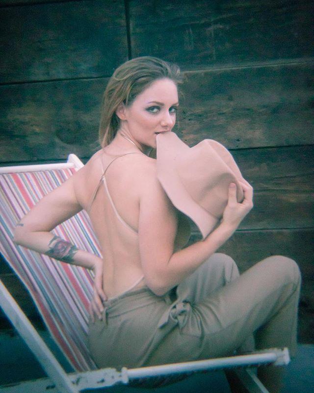 Oh me oh my. I do declare. @jazrex is, um, back! And that back tho. Bodysuit courtesy of the decadently divine @lorettelingerie Taken with a plastic Holga pinhole lens and digital body.  Toronto, July 2018 . . . . . #lingerie #lorettegirl #bodysuit #toronto #fashion #glamour #summer #female #model #canon #eosm3 #plasticfantastic #holga