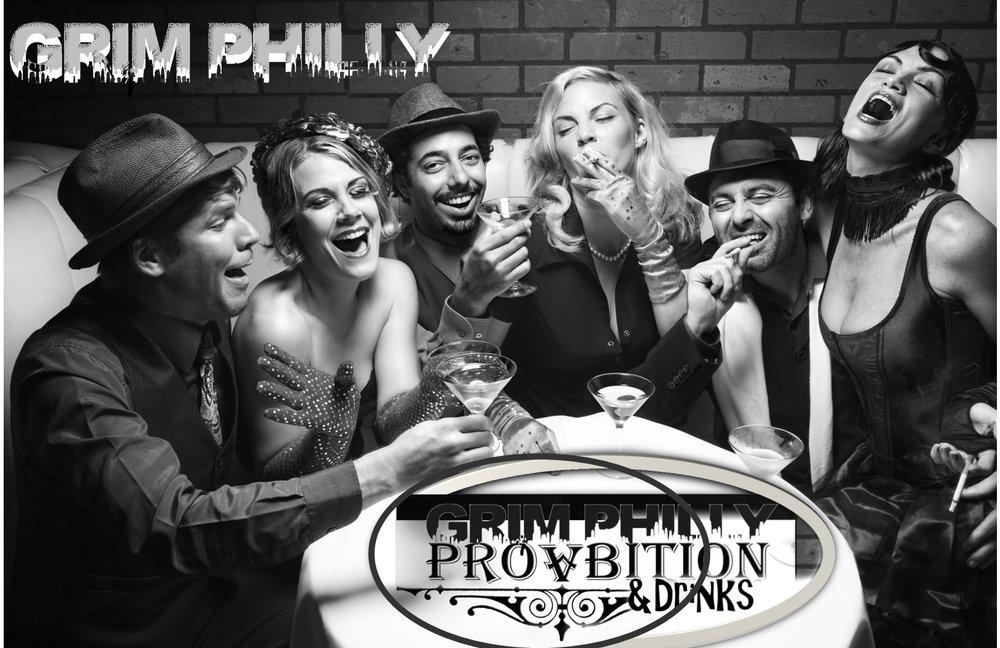 Bootlegger's Ball Prohibition Pub Crawl (21+)