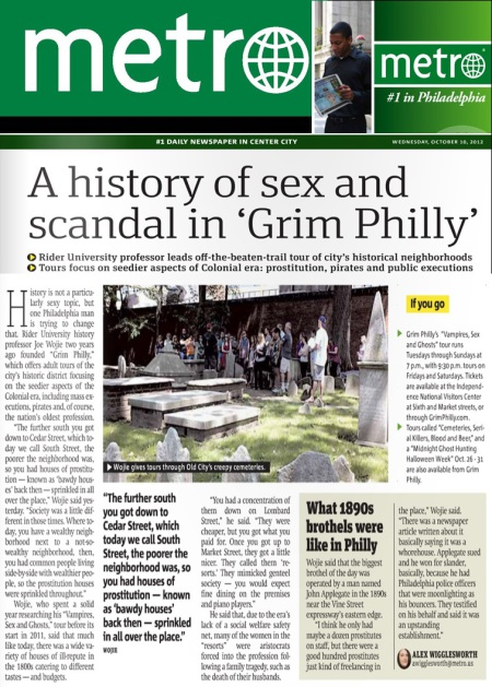 Grim Philly Sex History