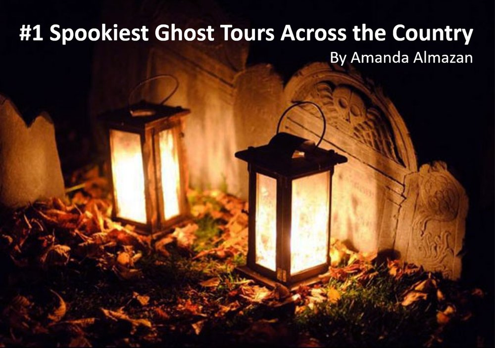Top Ghost Tours in the U.S.A.
