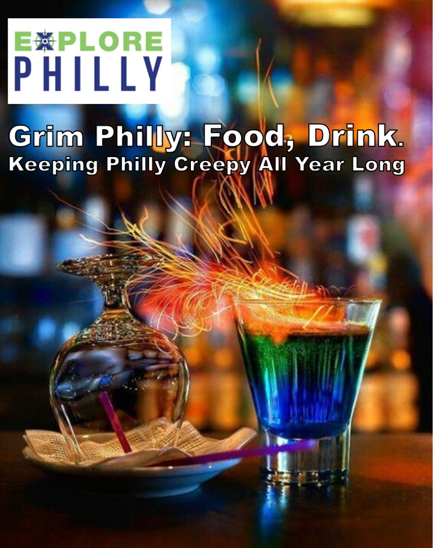 Grim Philly Culinary Food Drink