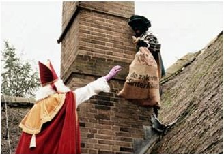 Article: From St. Nick to Sinterklaas: Evolution of Modern Christmas - Parallels have been drawn between the legend of Sinterklaas and the god Odin, worshipped in North and Western Europe prior to Christianization. Since some elements of the Sinterklaas celebration are unrelated to Christianity, there are theories regarding the pagan o...