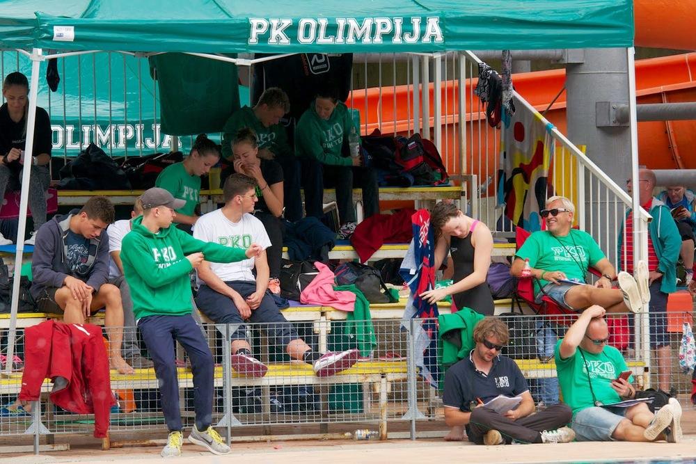 Letno združeno prvenstvo Slovenije 2014 - 31.7.-3.8.2014, Ravne na Koroškem