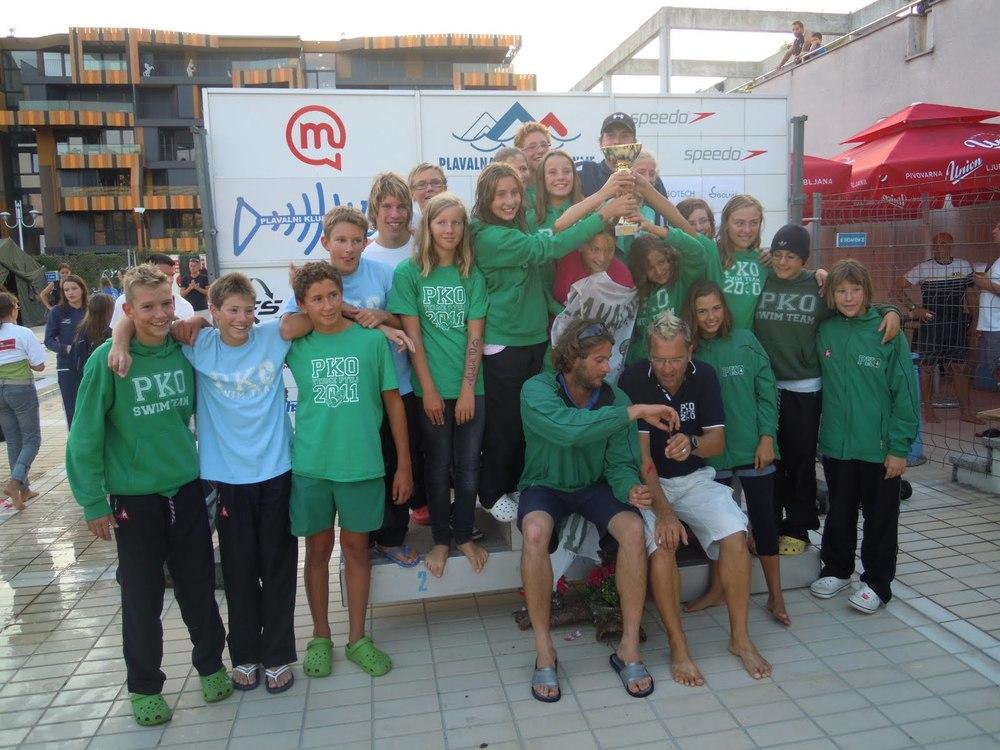 Letno DP za dečke in deklice 2011 - 29-31.7.2011, Nova Gorica
