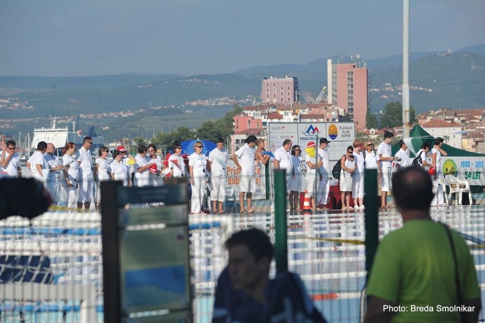 Letno združeno prvenstvo Slovenije 2012 - 26-29.6.2012, Koper