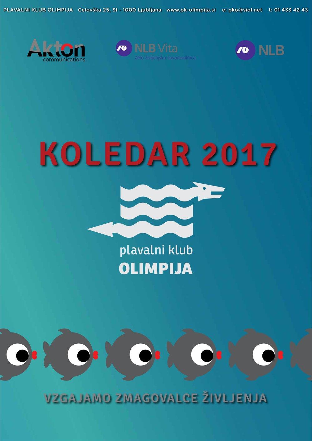 PKO koledar 2017