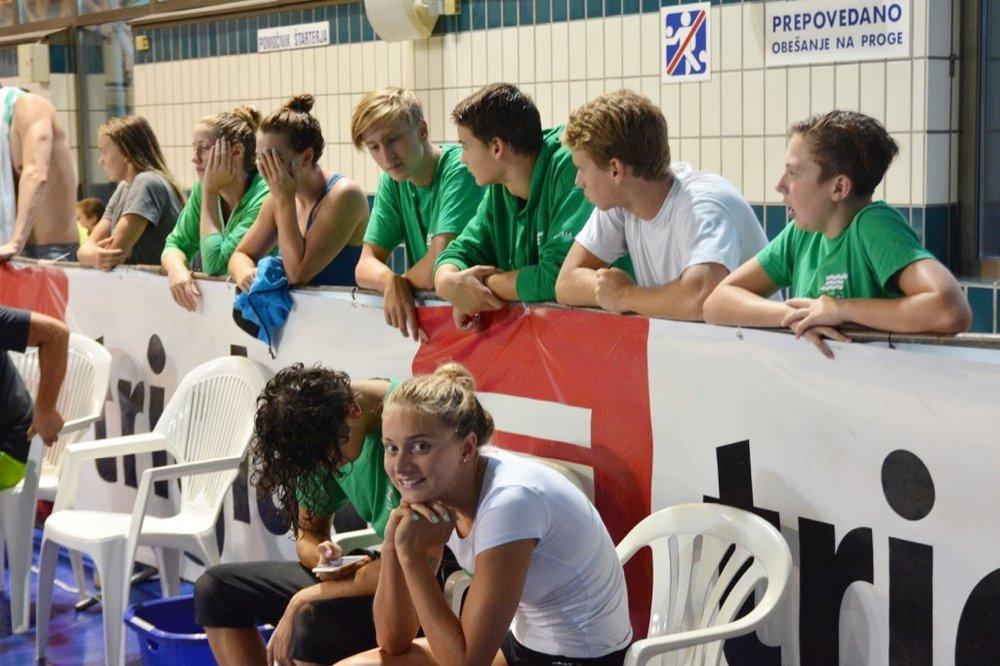 Združeno DP Slovenije 2017, 3.-6.8.2017, Kranj, 50m bazen