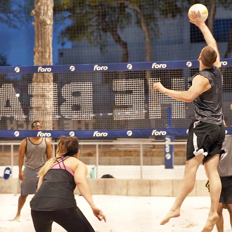 ADULT 4V4 SAND VBALL LEAGUE - What:Mens 4v4 and coed 4v4. 6 Weeks plus playoffs, 1 match per night.When:Thursday nights at 7PM starting June 14th, Sundays at 5PM starting June 17th.Contact:Lance Wilson at (214) 502 4732