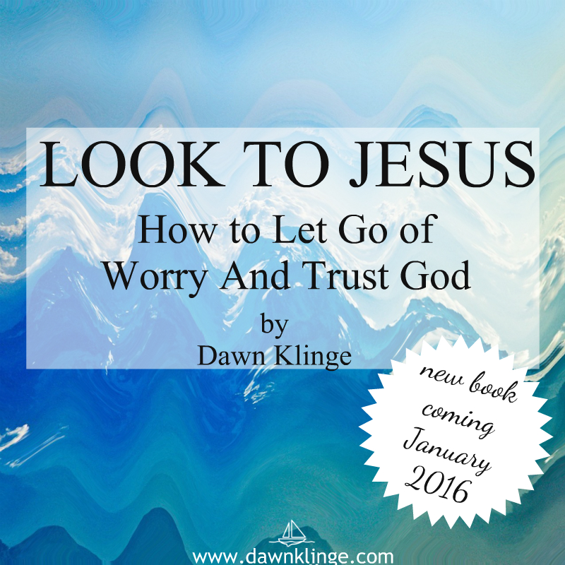 Look to Jesus, a new book...coming soon!