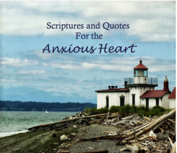 Scriptures and Quotes for the Anxious Heart- free download