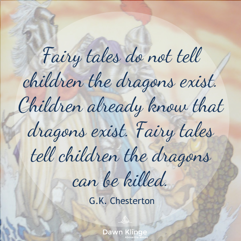 dragons and fairy tales