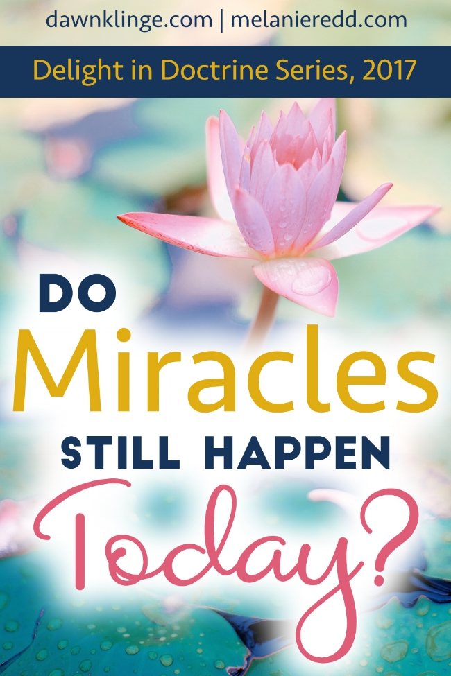 Do Miracles Still Happen Today?