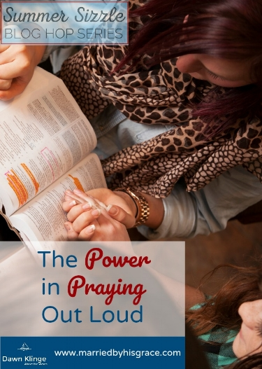 power in praying out loud