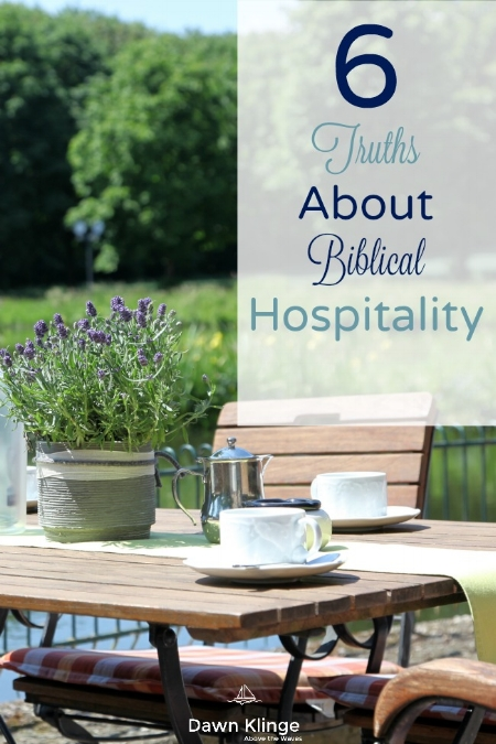 6 truths about Biblical hospitality | Christian hospitality | Christian devotion | what is Christian hospitality | Above the Waves || #hospitality #christianhospitality