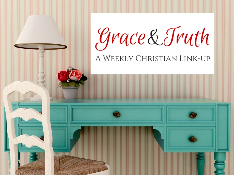 grace and truth weekly link-up