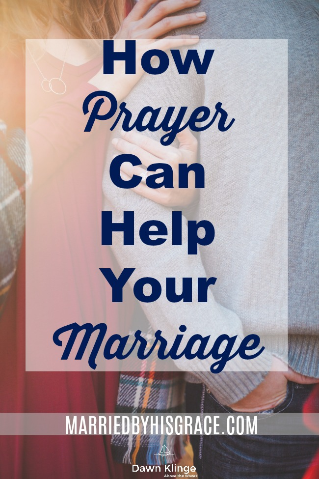 Prayer for discerning marriage