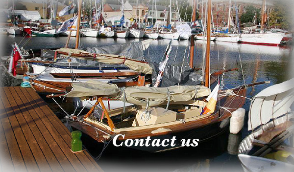 Contact Classic Wooden Boat