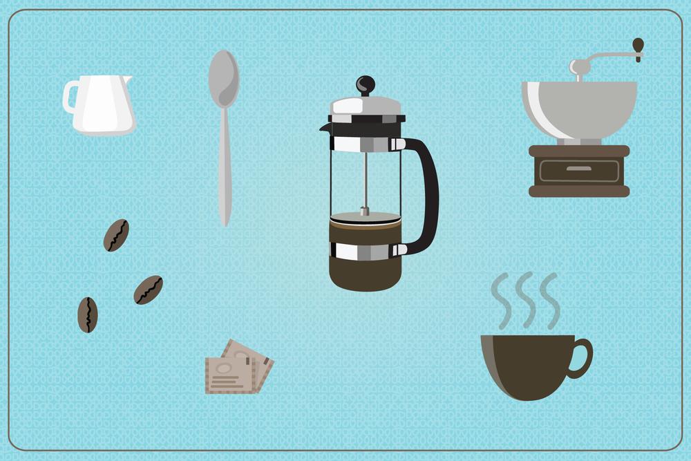 coffee tools