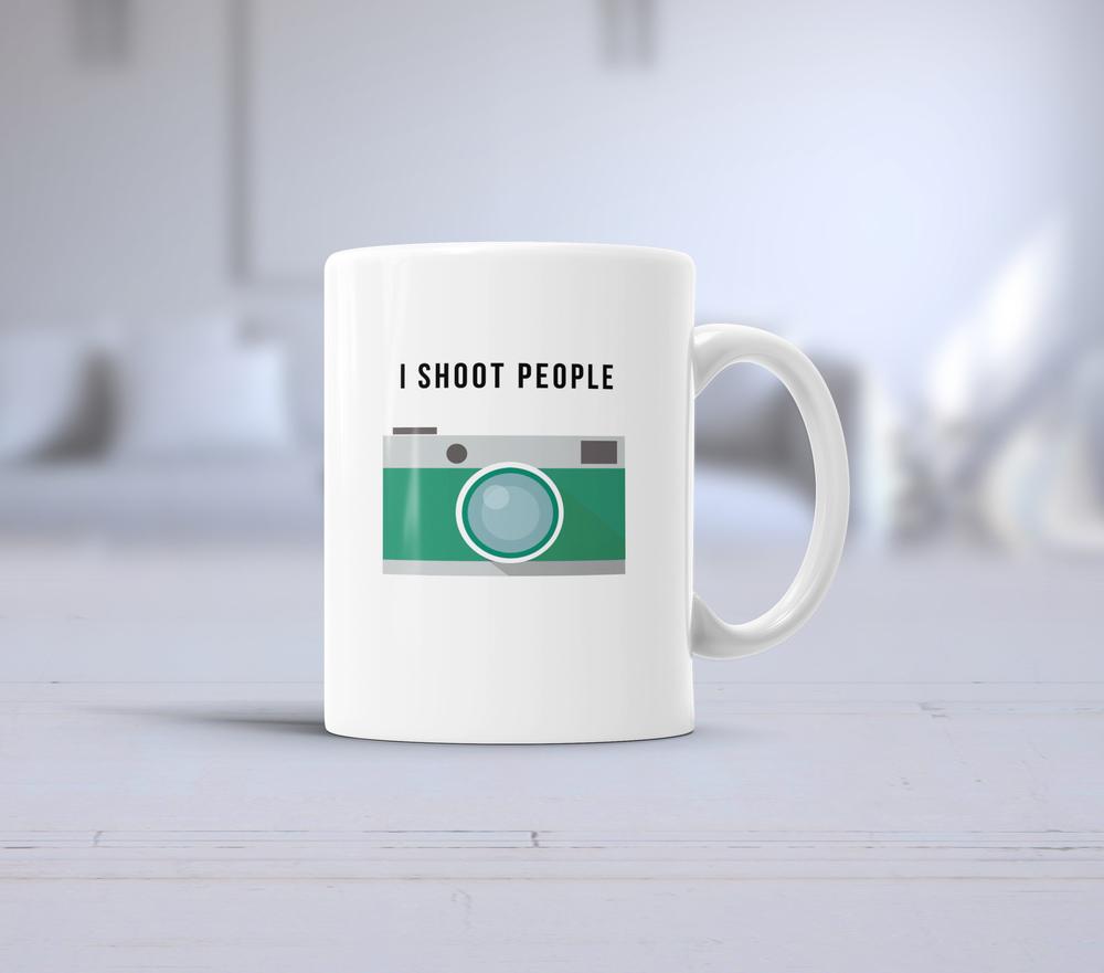 camera mug