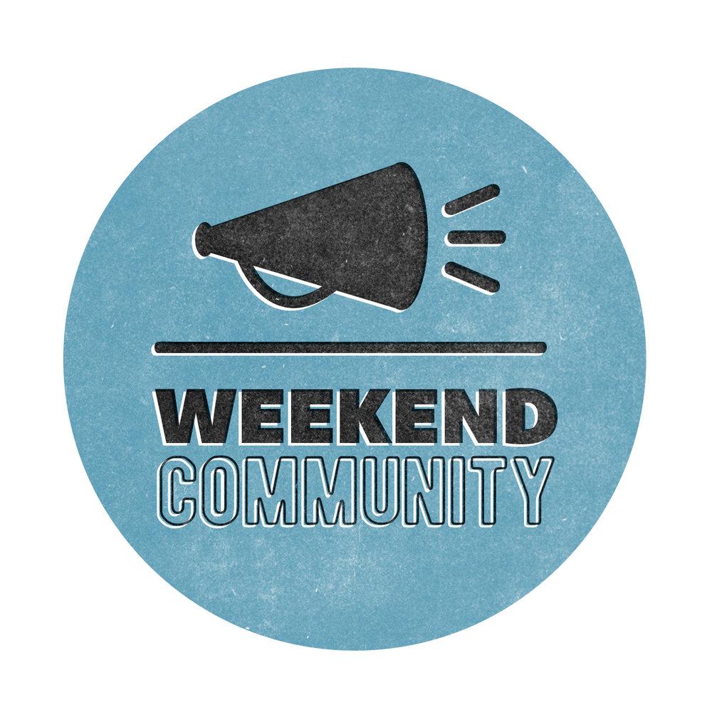 Weekend Community
