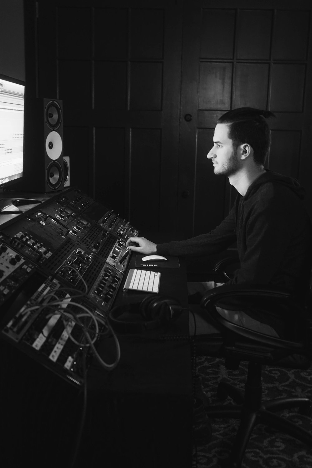 Mitch Davis (Producer - Engineer)