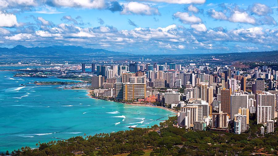 Copy of Honolulu, Hawaii