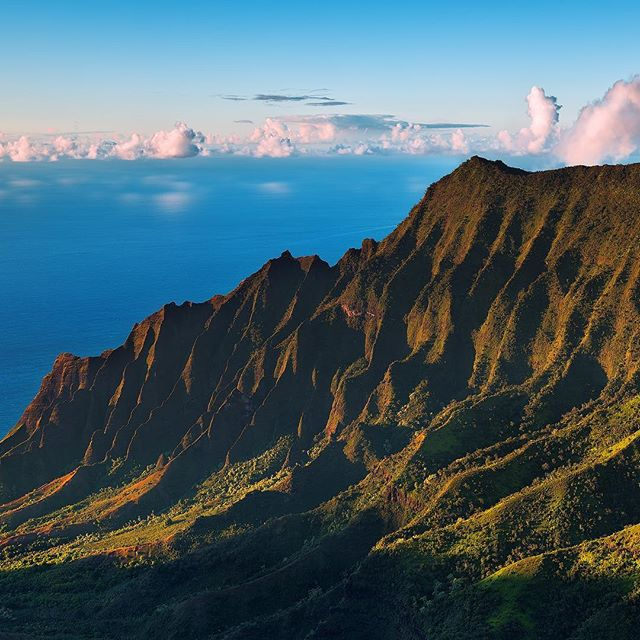 Every time I see a picture of Na Pali Coast on Kauai, I think of Jurassic Park. Don't you feel like time has stopped here? . . . . . . . . . #hawaii #hawaiilove#hawaiilife#hawaiicounty #hawaiimoments#luckywelivehi #luckywelivehawaii#808 #nakedhawaii @visit.hawaii #hawaiistagram #ighawaii #gohawaii #HawaiianAirlines #unrealhawaii #paradise #beautifuldestinations #letsgosomewhere #instatravel #timelapsephotography #visualsoflife @hawaiitribuneherald@thegardenisland @kaleoohawaii@mauinews @mauitimeweekly @staradvertiser #kauai #napalicoast
