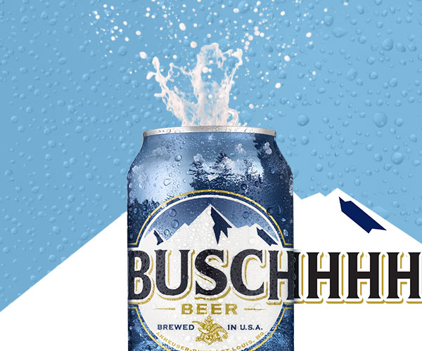Busch Beer 2017