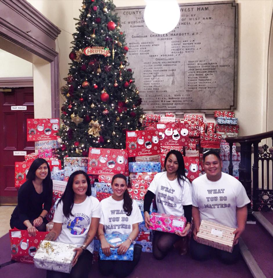 Our shoebox appeal Winter 2014