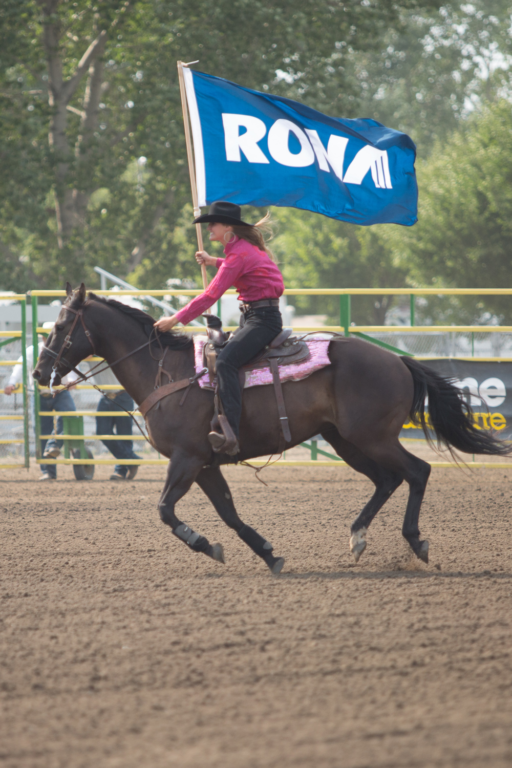 Thank you to  Rona  for being a Platinum Sponsor and sponsoring Admission Wristbands and the naming rights to the Tradeshow.