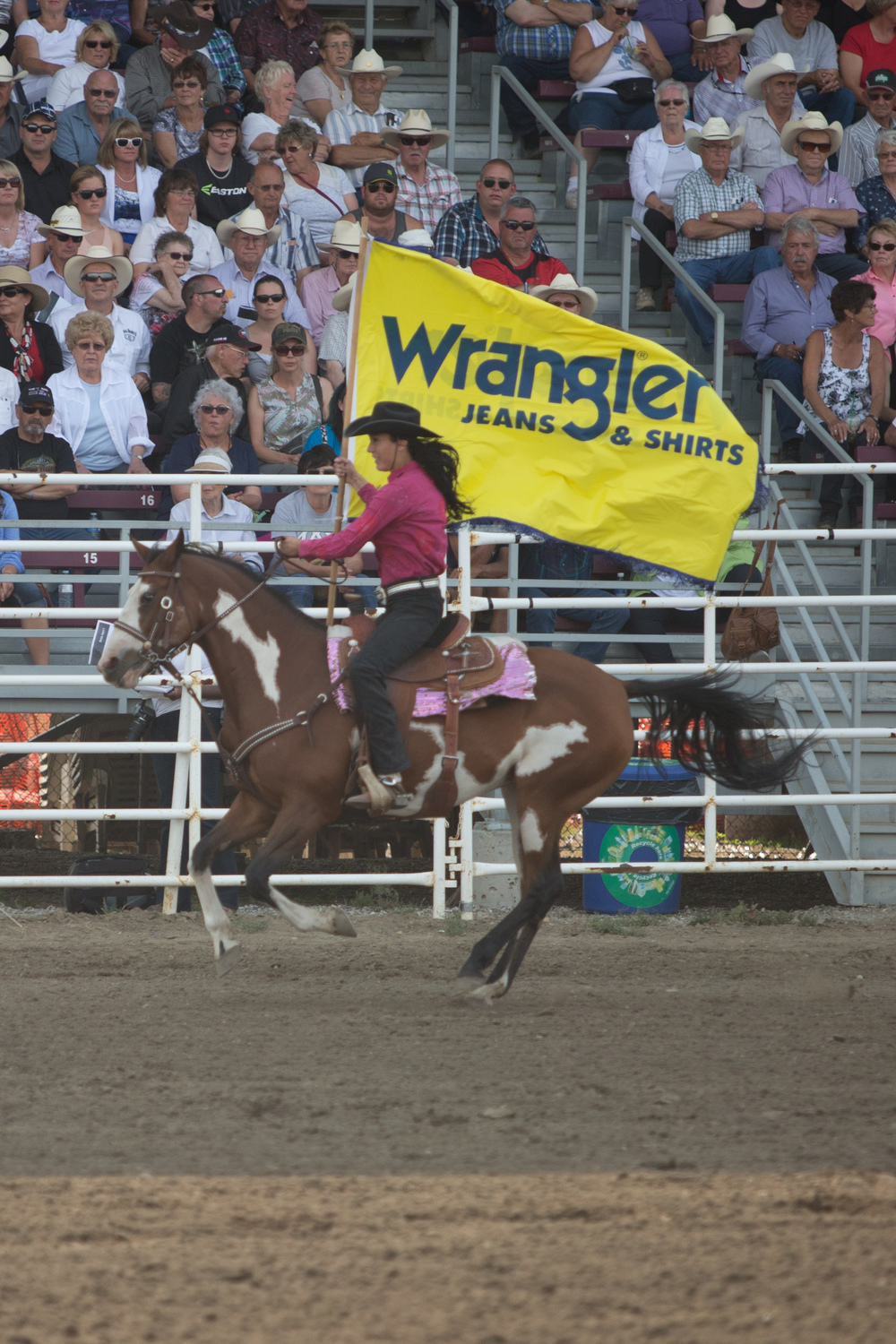 Thank you to  Wrangler  for being a Platinum Sponsor.