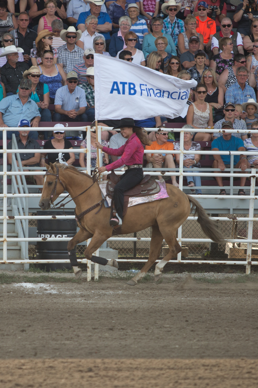 Thank you to  ATB Financial  for being a Gold Sponsor!