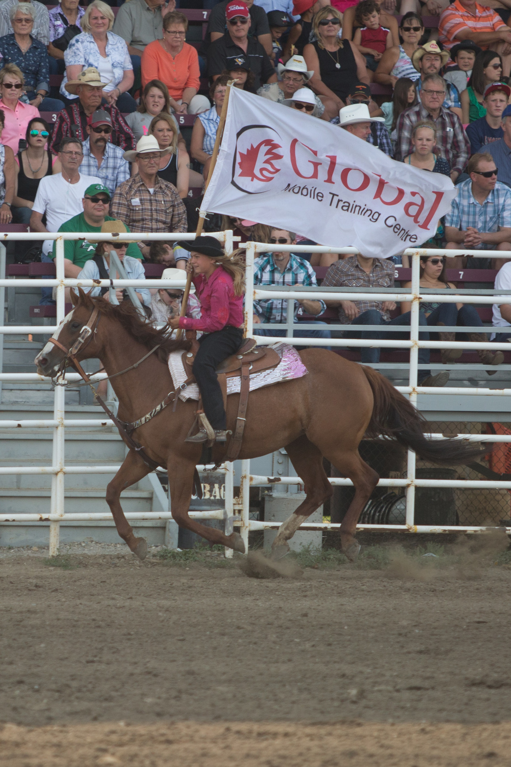 A big thank you to  Global Training  for being a 2015 Strathmore Stampede Gold Sponsor!
